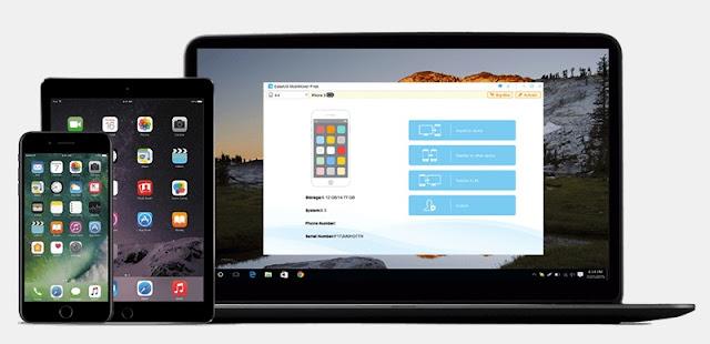 تحميل برنامج MobiMover لعمل النسخ الاحتياطي لملفات الايفون والايباد واسترجاعها