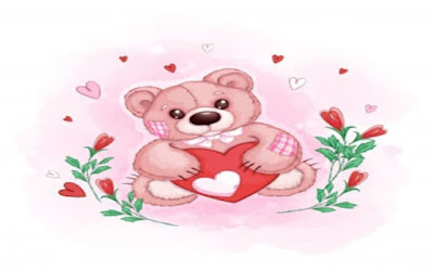 Children's story: The Red Bear