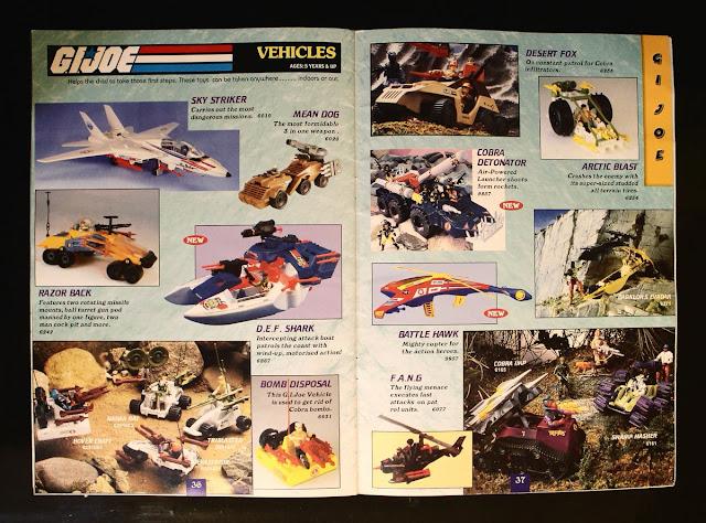 Funskool Catalog, Shark 9000, Detonator, Skystriker, Mean Dog