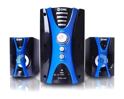 Speaker Aktif GMC 888H - Harga Spesifikasi