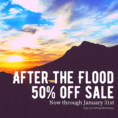After the Flood Sale!
