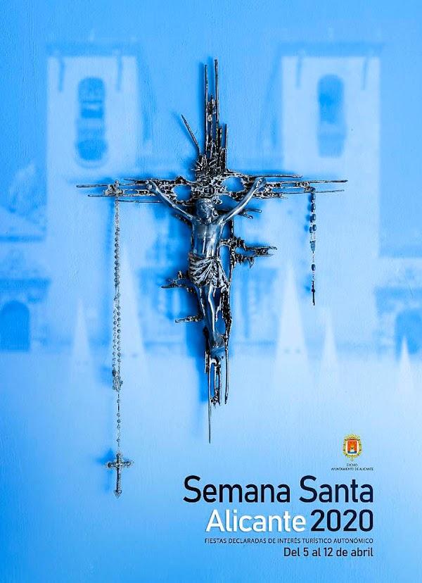 Carteles Semana Santa 2020 localidades fuera de Andalucía