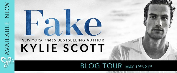 Fake by Kylie Scott Blog Tour. Available Now.