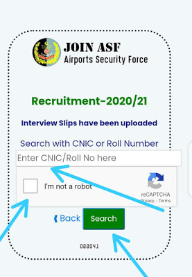 Airports Security Force jobs 2021