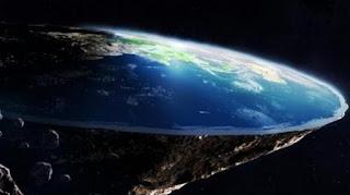 Bentuk-bentuk muka bumi itu terdapat di daratan dan dasar laut, pegunungan, lembah, jurang, sungai dan tidak rata