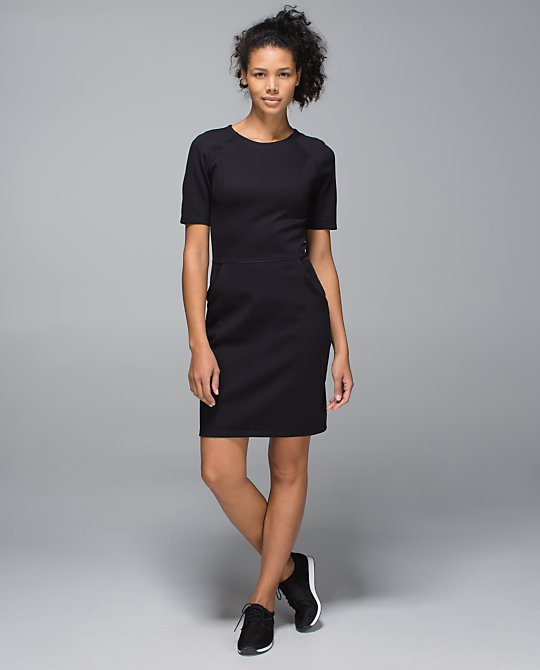 lululemon power date dress