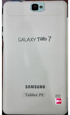 Samsung Clone Tab 7 Flash File