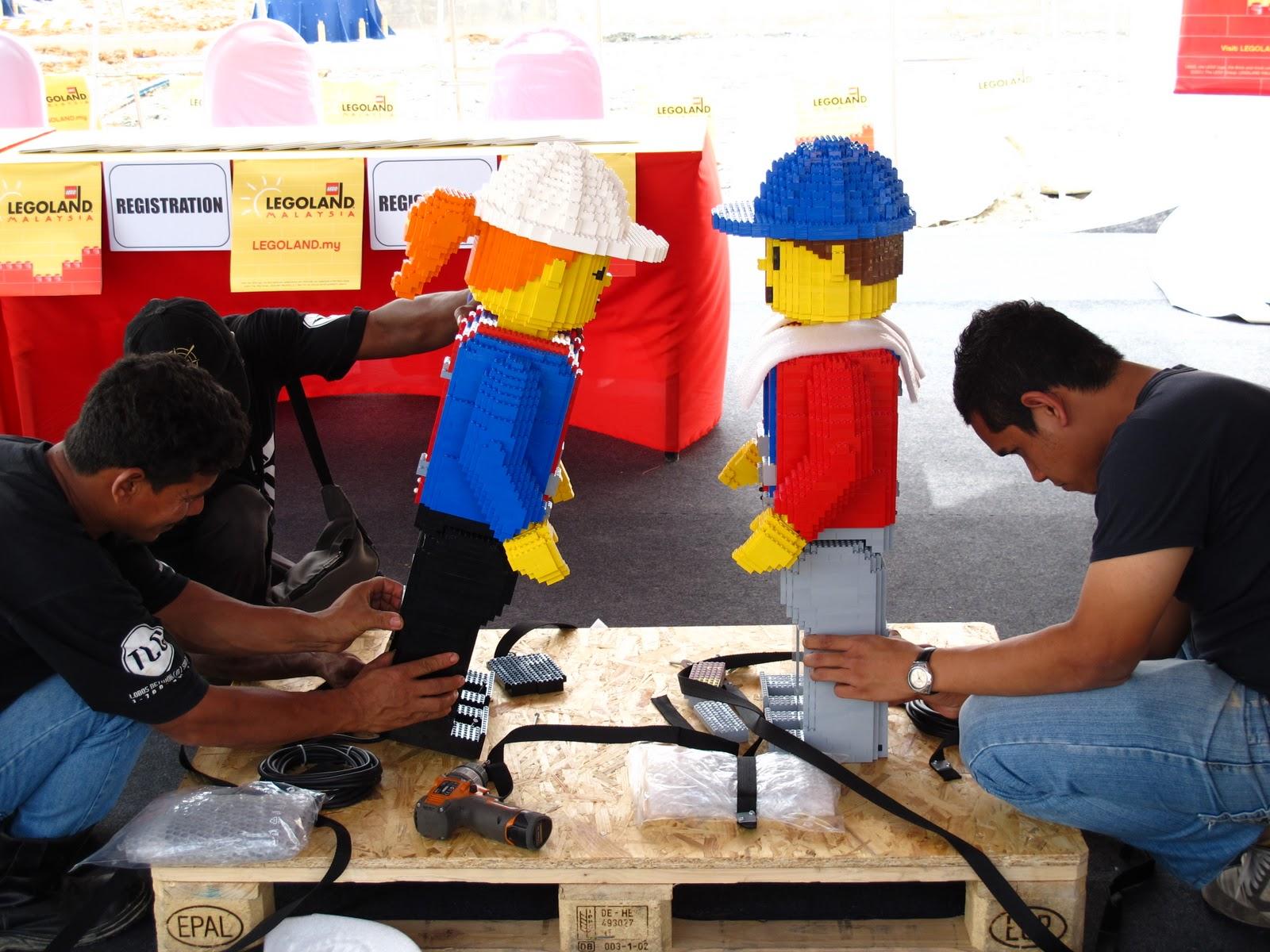 Legoland Malaysia di Nusajaya
