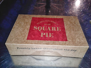Square Pie Review