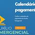 Parcelas 4 e 5: confira o calendário completo do Auxílio Emergencial