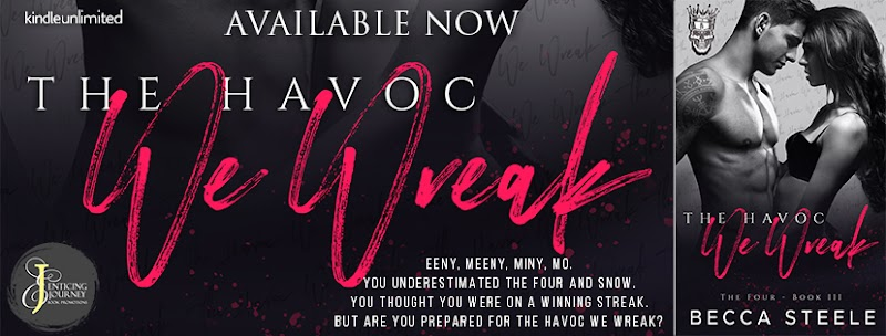 Release Blitz + Review: The Havoc We Wreak by Becca Steele