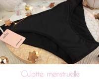 Avis sur la culotte menstruelle Colette de Sisters Republic