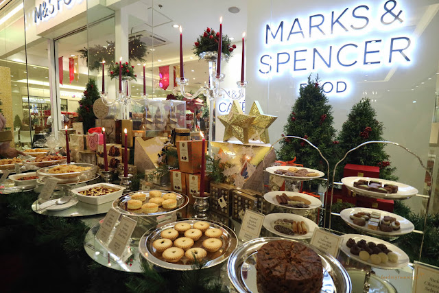 Christmas Treats from Marks & Spencer