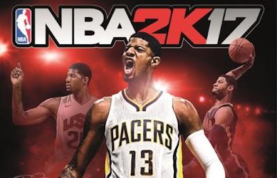 Download Game Android Gratis NBA 2K17 apk + obb