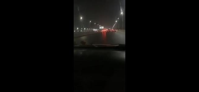 """""""موت علي الهوا"""".. مصرع شباب مصريين في حادثة اثناء """"لايف"""" علي الفيس بوك"""