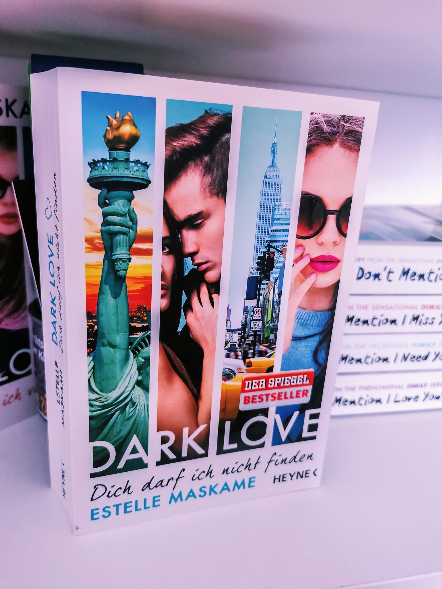 Rezension: Dark Love - Dich darf ich nicht finden