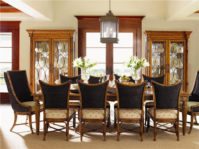 Island Estate Dining Set by Tommy Bahama