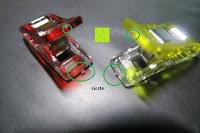 Verarbeitung: GWHOLE Stoffklammern Wonder Clips Nähen Zubehöre Kunststoff 60 Stück 6 Farben