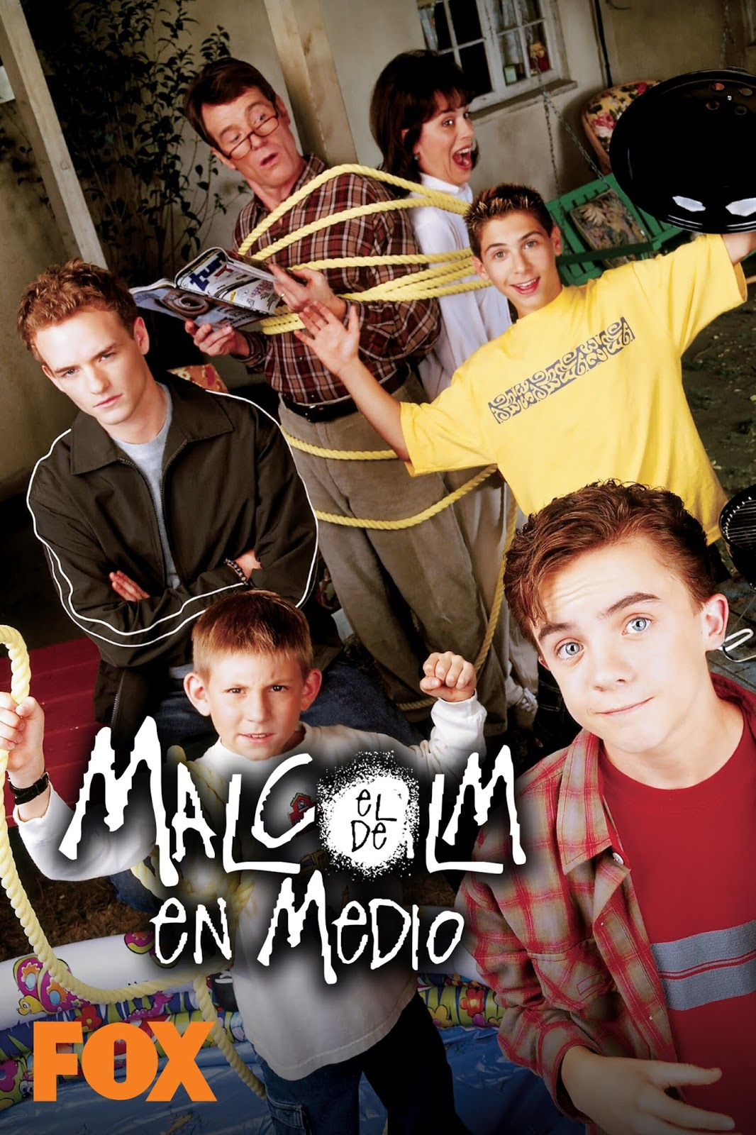 Malcolm in the Middle (2001) Temporada 2 AMZN WEB-DL 1080p latino