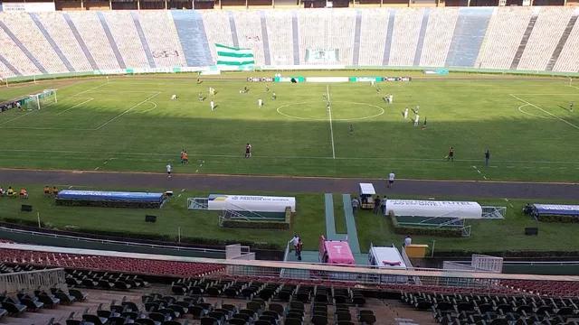 Luverdense empata com Uberlândia e avança na Copa do Brasil