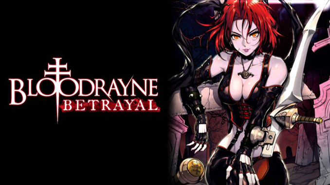Bloodrayne: Betrayal PC Game Download