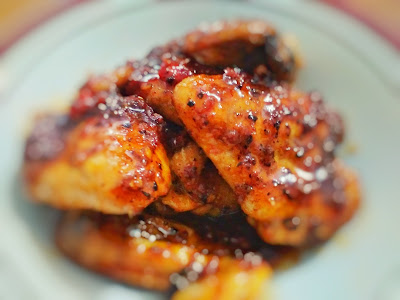 Resep Sayap Ayam Saus Mentega
