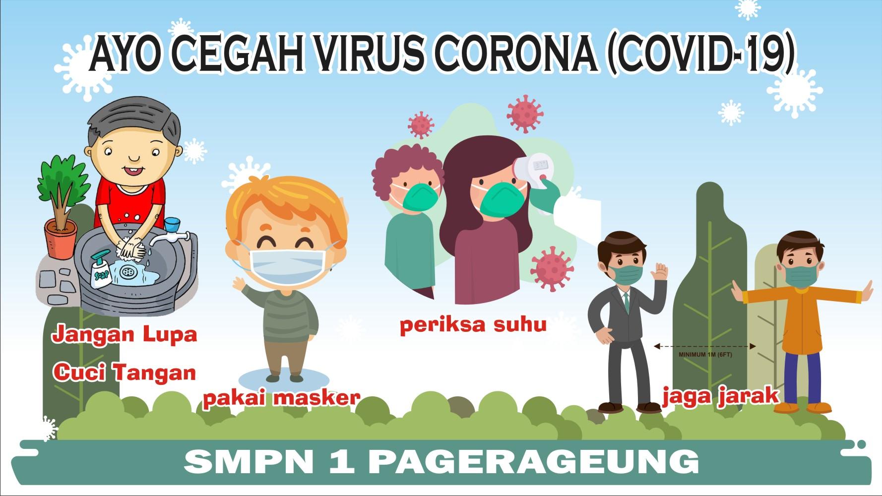 Download Spanduk Protokol Kesehatan.cdr - KARYAKU