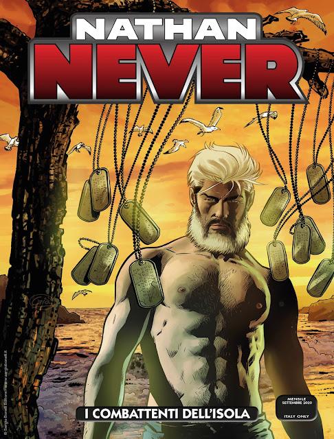 Nathan Never 352