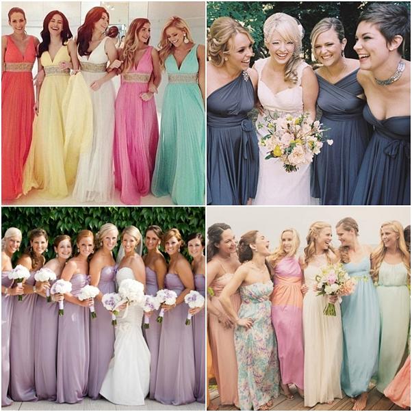 Dicas para comprar vestido de madrinha de casamento