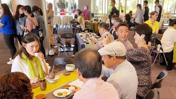 明道大學喜迎20週年 校慶古琴雅樂茶席迎賓