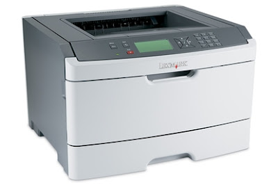 Lexmark E460DN Driver Download