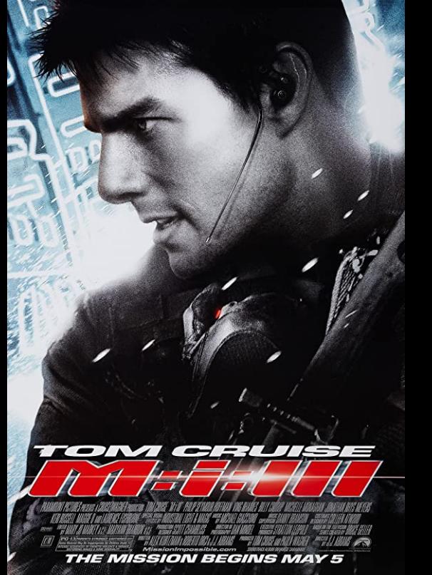 Mission - Impossible Iii 2006 x264 720p Esub BluRay Dual Audio English Hindi THE GOPI SAHI