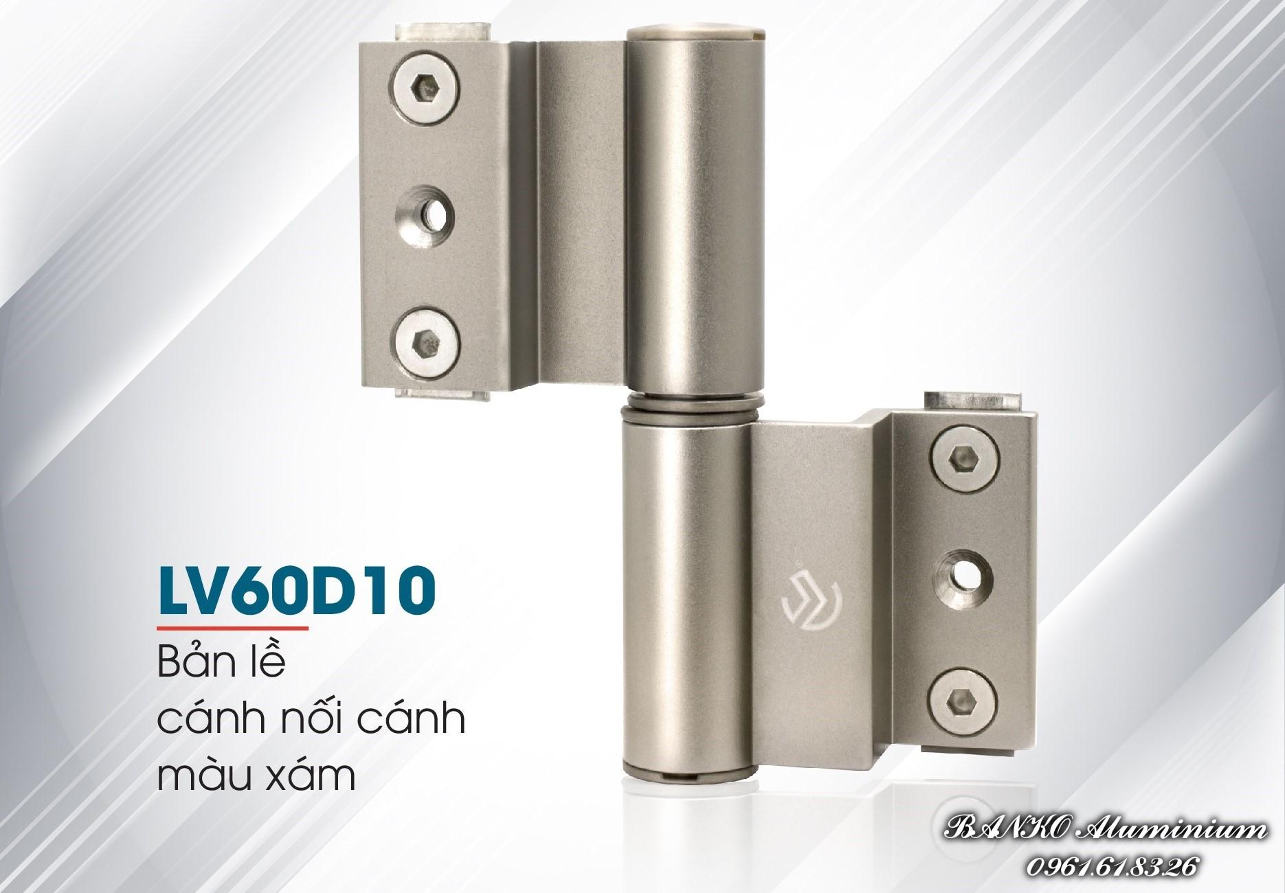 Cửa Đi Mở Nhôm Hondalex Hệ 60