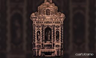 La Parroquia de la Concepción bendecirá el restaurado retablo de San José el 24 de noviembre en Huelva