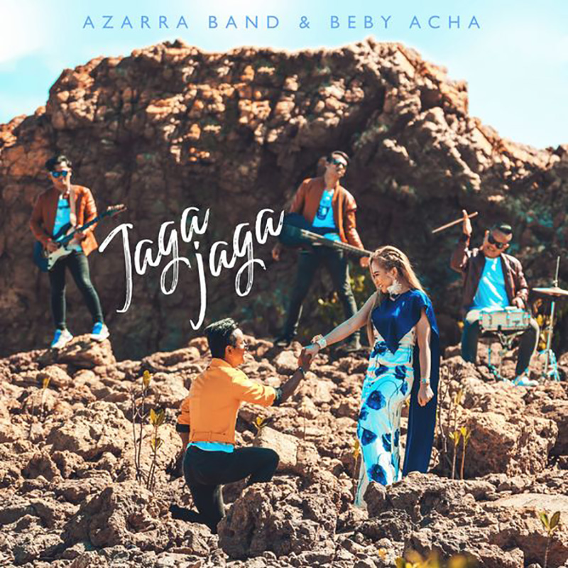 Lirik Lagu Azarra Band ft. Beby Acha - Jaga-Jaga