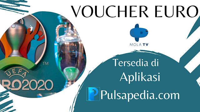 Harga & Cara Beli Voucher Euro Mola TV