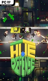 Hue Defense Free Download - Hue Defense Update v1.01-CODEX