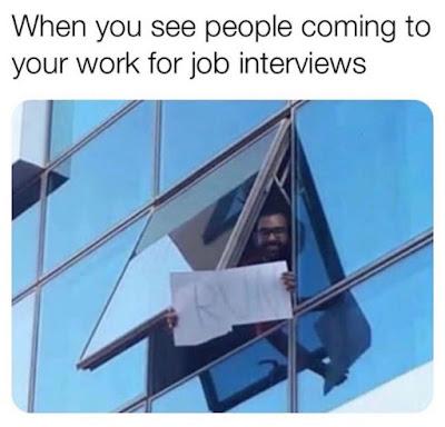Employment Meme