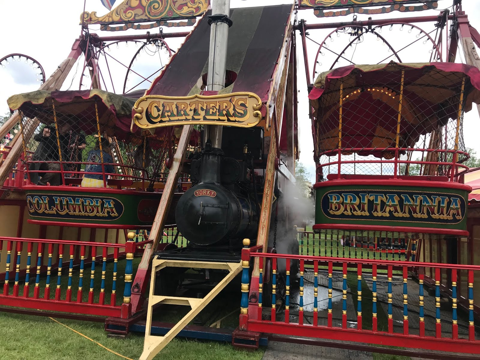 Carters Steam Fair Mummy Be Beautiful