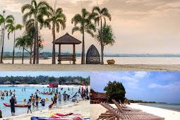 Pantai Bandengan - Harga Tiket Masuk & Rute Menuju Lokasi Terbaru