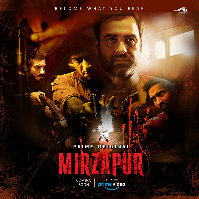 Mirzapur 2020 Season 2 Hindi 720p HEVC WEB-HDRip Esubs