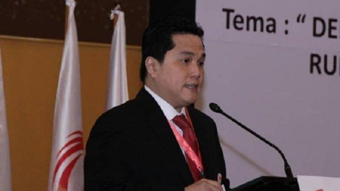 Erick Thohir melalui Kementerian Badan Usaha Milik Negara (BUMN) kini membuka rekrutmen Seleksi Terbuka Pengisian Jabatan Pimpinan Tinggi Madya.
