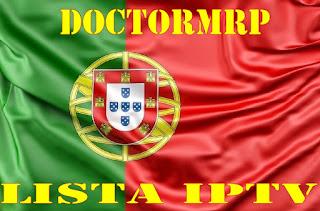 IPTV Portugal Nova Lista Kodi e IPTV