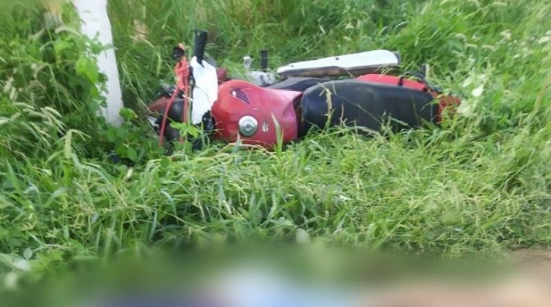 Acidente tira a vida de motociclista na zona rural de Petrolina (PE) - Portal Spy Notícias