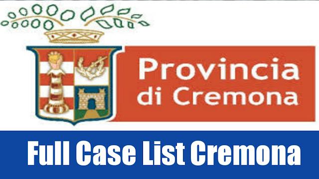 Cremona vich Cases di Full list