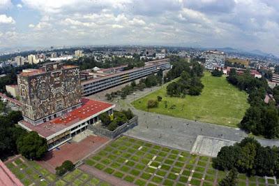 UNAM identificó al alumno que murio al caer del edificio de la Facultad de Filosofía