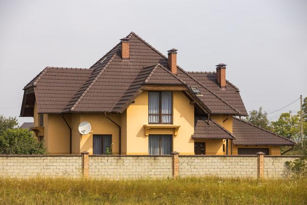 Desain Rumah Tempo Dulu