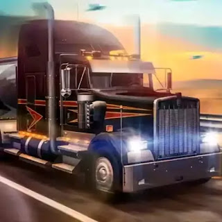 truck simulator usa new update mod app(v2.2.0)+(Unlimited coins/gems/money)+No Ads