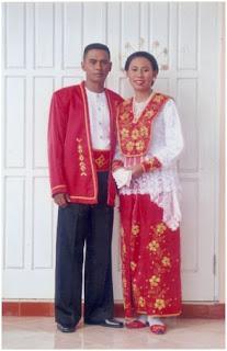 Budaya Pernikahan Adat Ambon