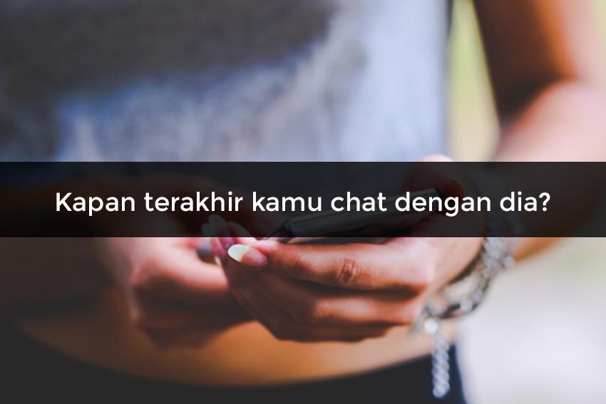 Alasan Kenapa Cewek Yang Kamu Taksir Tidak Membalas Chat dari Kamu